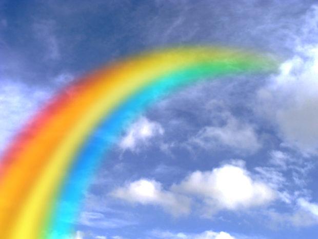 The Rainbow Of Your Brain